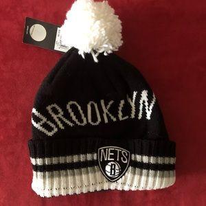 Adidas Brooklyn Nets Beanie